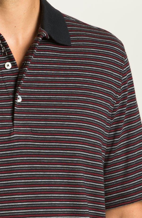 Alternate Image 2  - Bobby Jones Stripe Polo