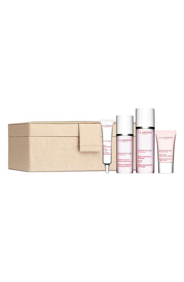 Alternate Image 1 Selected - Clarins 'Brightening' Luxury Collection ($161 Value)