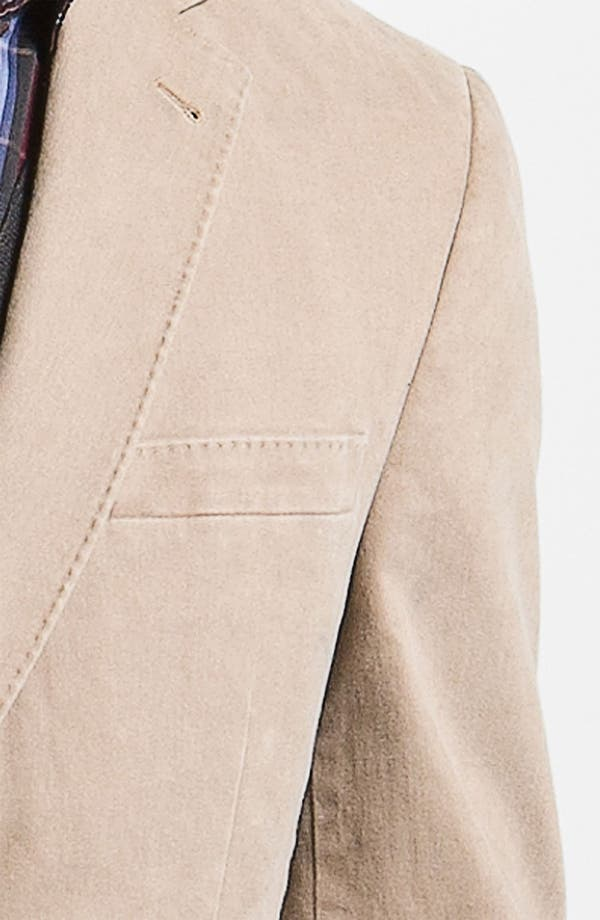 Alternate Image 3  - Kroon Brushed Cotton Sportcoat