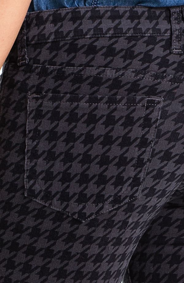 Alternate Image 3  - KUT from the Kloth Houndstooth Corduroy Pants