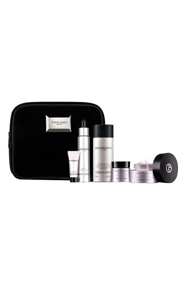 Main Image - Giorgio Armani 'Regenessence 3.R' Skincare Set ($300 Value)