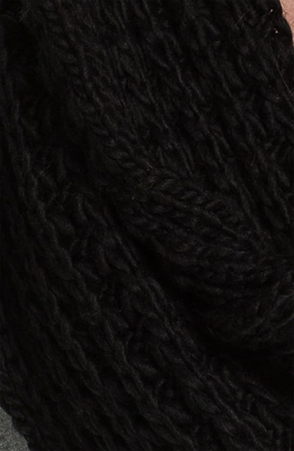 Alternate Image 2  - La Fiorentina Hooded Infinity Scarf