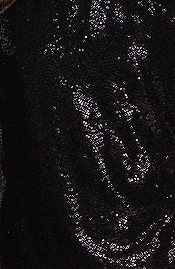 Alternate Image 3  - Research & Design Sequin Front Top