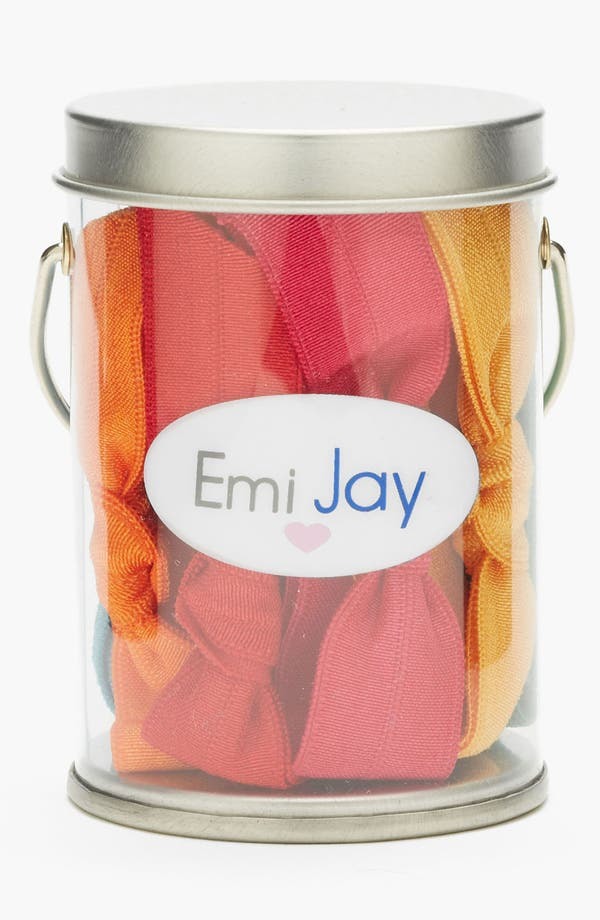 Alternate Image 3  - Emi-Jay Holiday Hair Tie Tin (Nordstrom Exclusive)