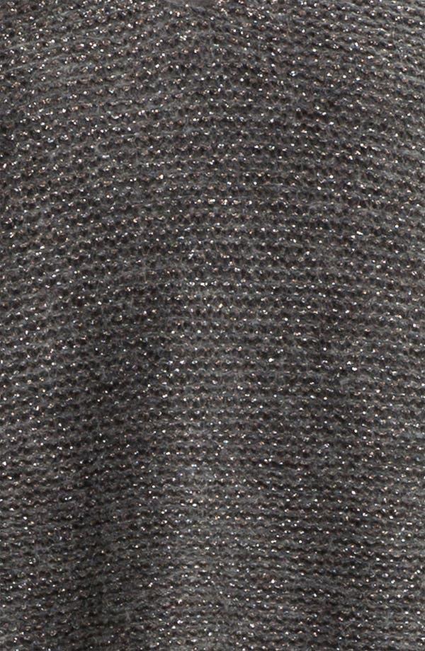 Alternate Image 3  - Eileen Fisher 'Alpaca Sparkle' V-Neck Sweater
