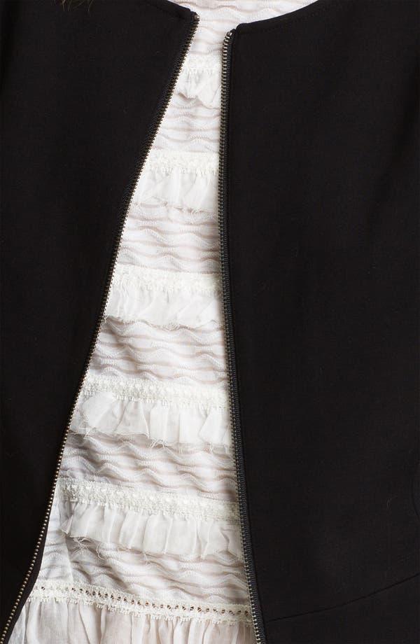 Alternate Image 3  - Hinge® Peplum Jacket