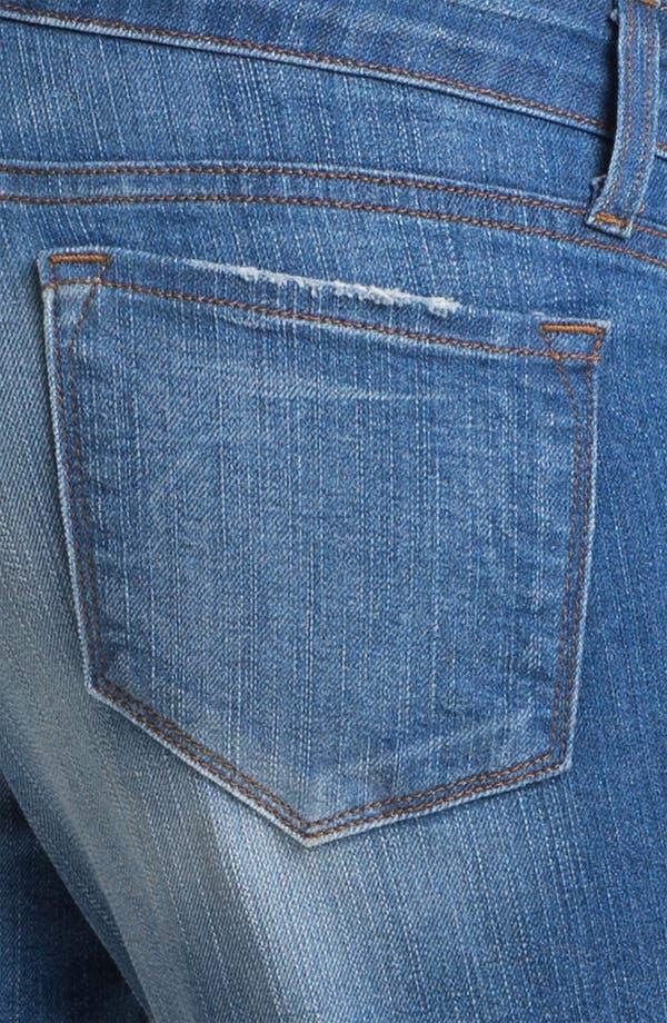 Alternate Image 3  - Blue Essence Boyfriend Jeans (Worn Destroyed) (Nordstrom Exclusive)