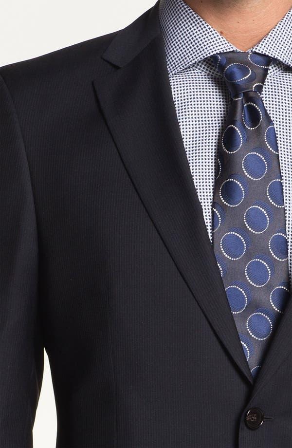Alternate Image 6  - BOSS Black 'Pasolini/Movie' Stripe Suit