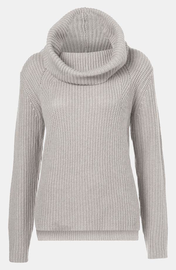 Alternate Image 1 Selected - Topshop Knit Sweater