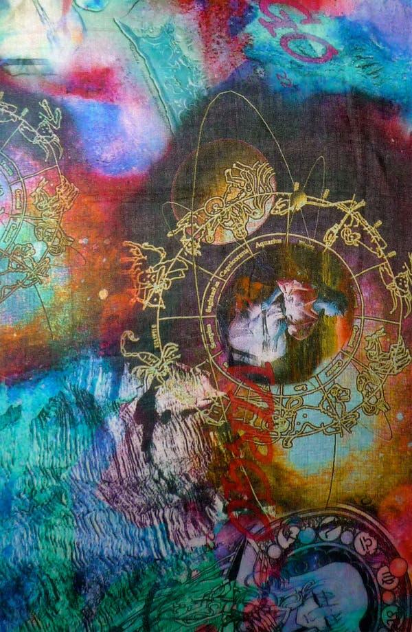 Alternate Image 3  - Shawlux 'Virgo' Cashmere & Silk Scarf