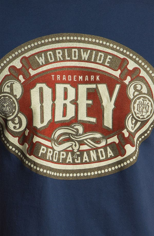 Alternate Image 3  - Obey 'Havana' Graphic T-Shirt