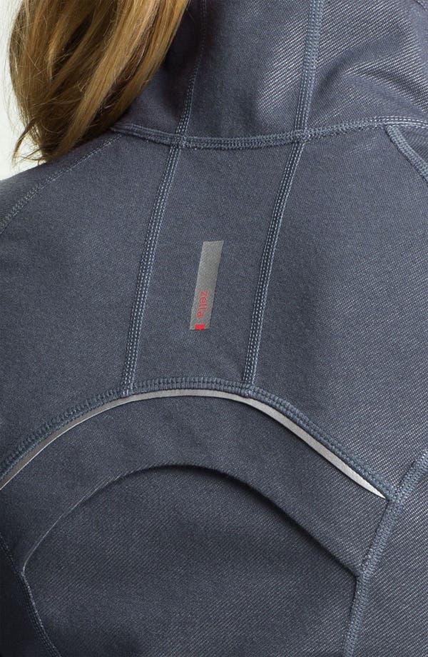 Alternate Image 3  - Zella 'Curve' Twill Jacket