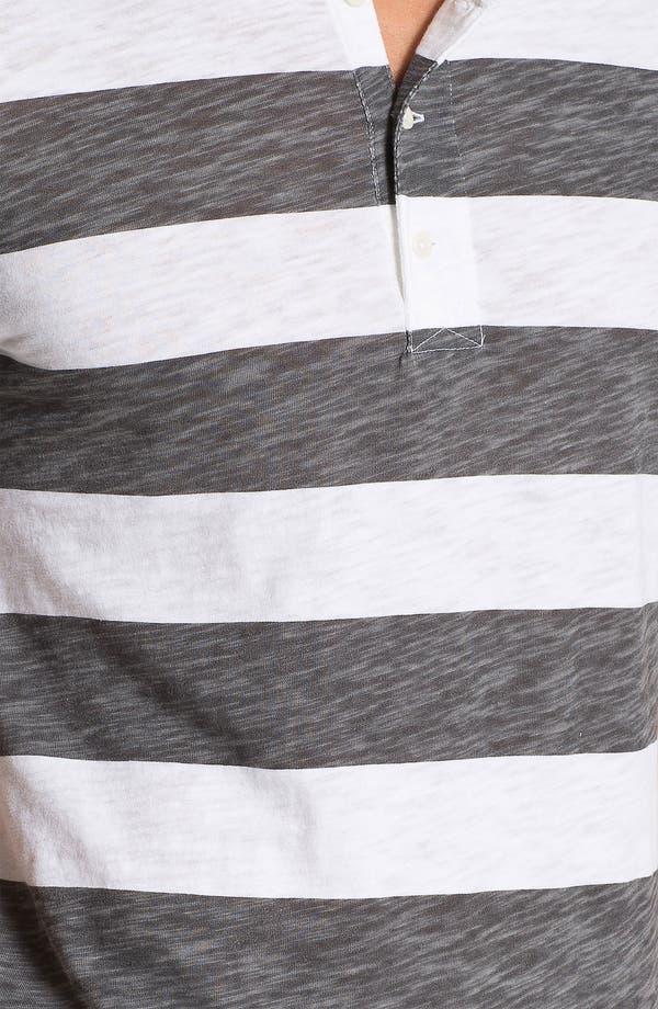 Alternate Image 3  - Vince Slub Stripe Henley T-Shirt