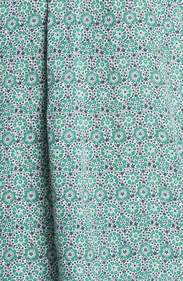 Alternate Image 3  - Joie 'Aceline' Sheer Print Silk V-Neck Top
