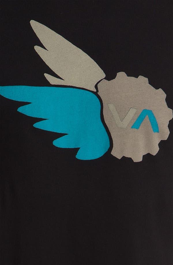 Alternate Image 3  - RVCA 'Sparrows Sprocket' T-Shirt