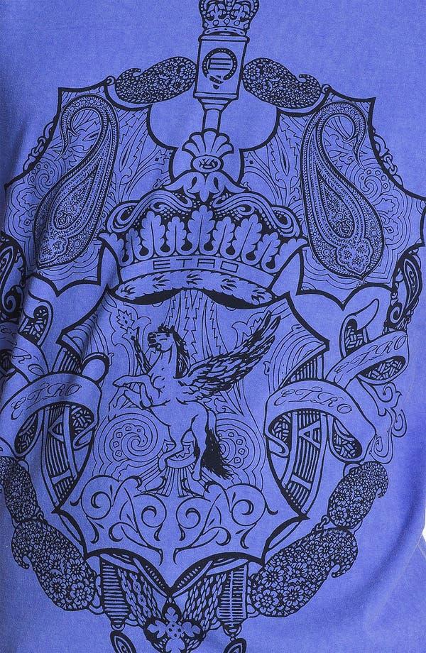 Alternate Image 3  - Etro 'Stampata' Graphic T-Shirt