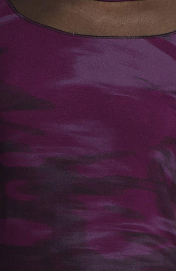 Alternate Image 3  - Edista 'Leona' Three Quarter Sleeve Tee (Petite)