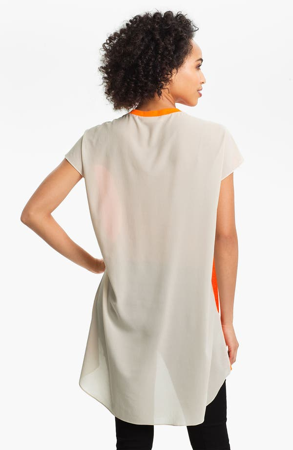 Alternate Image 2  - Two by Vince Camuto Colorblock Tee