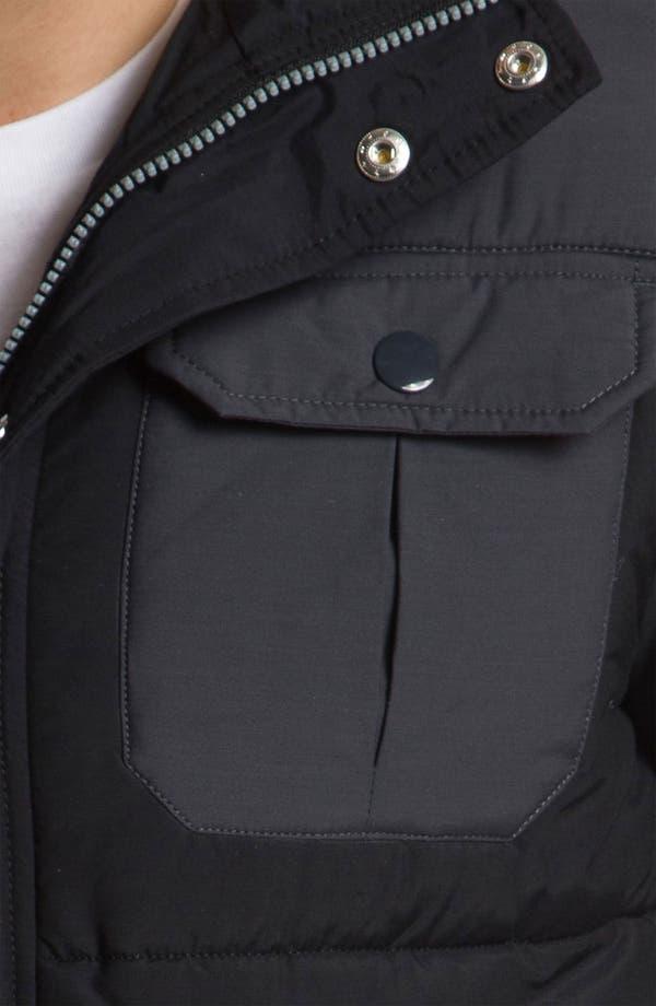 Alternate Image 3  - Volcom 'Hodge Podge' Quilted Jacket