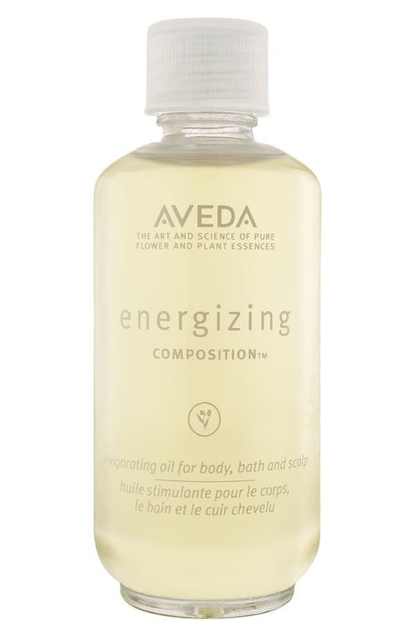 Alternate Image 1 Selected - Aveda 'energizing composition™' Body Oil