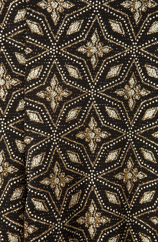 Alternate Image 3  - Topshop Glitter Star Print Leggings