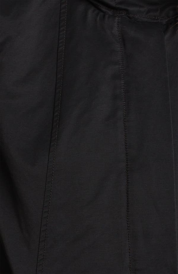 Alternate Image 3  - Eileen Fisher Stand Collar A-Line Coat