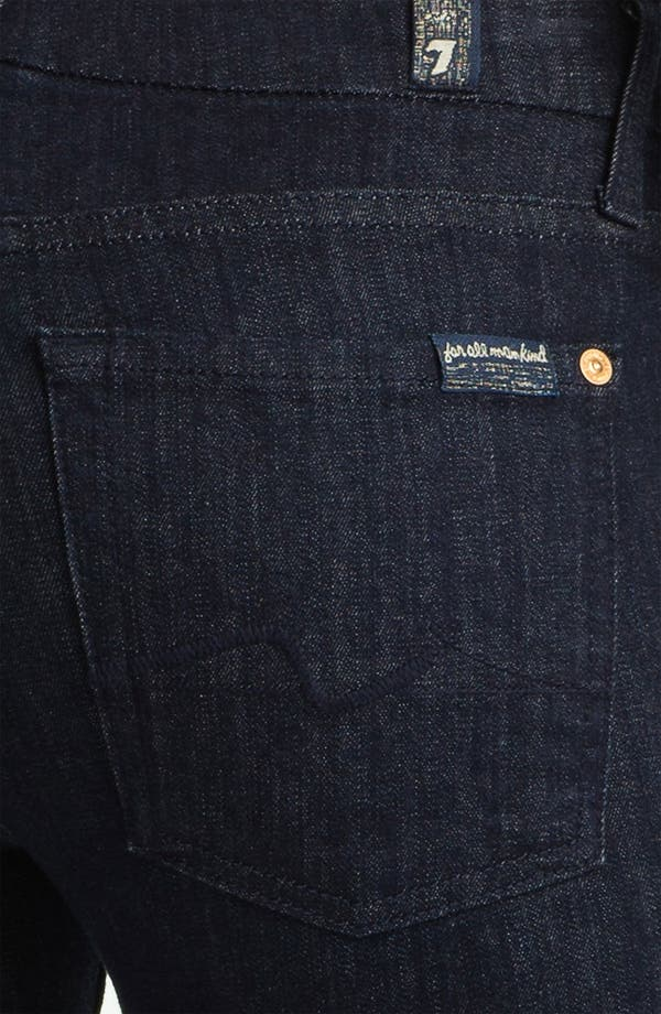 Alternate Image 3  - 7 For All Mankind® 'Kimmie' Bootcut Jeans (Slim Illusion Rinse)