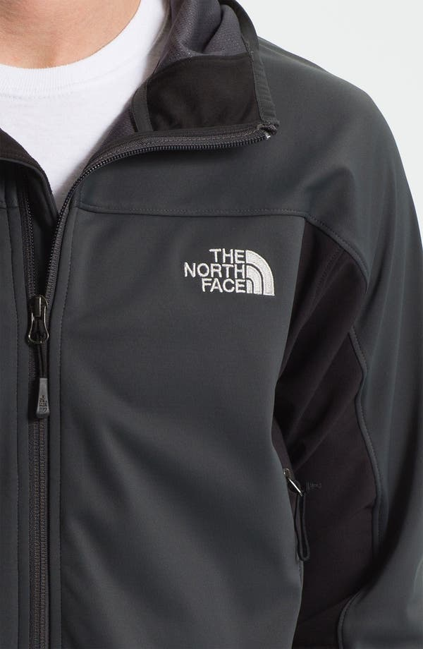Alternate Image 3  - The North Face 'Cipher Hybrid' Zip Hoodie
