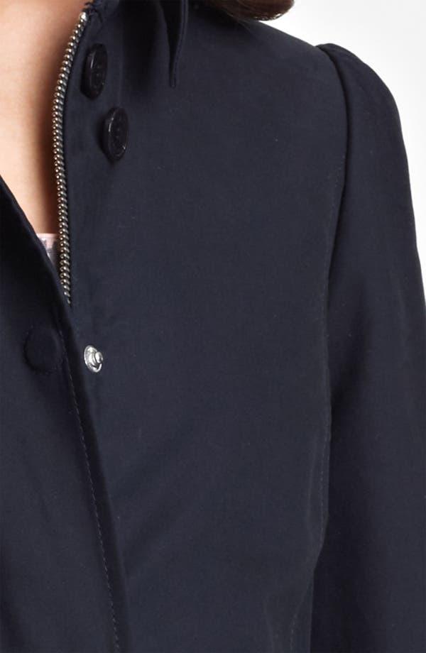 Alternate Image 3  - Armani Collezioni Cotton Jacket