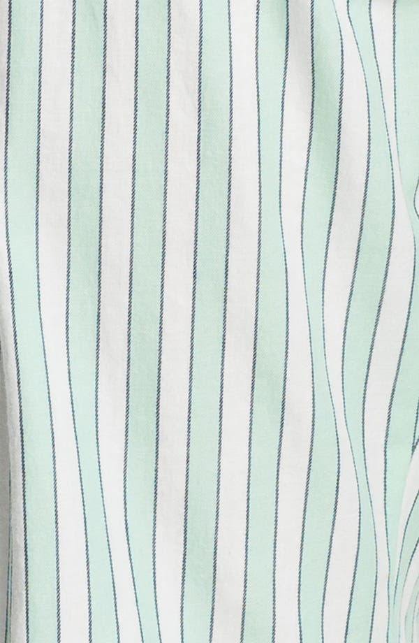 Alternate Image 3  - PJ Salvage 'Eye Candy' Stripe Knit Lounge Pants