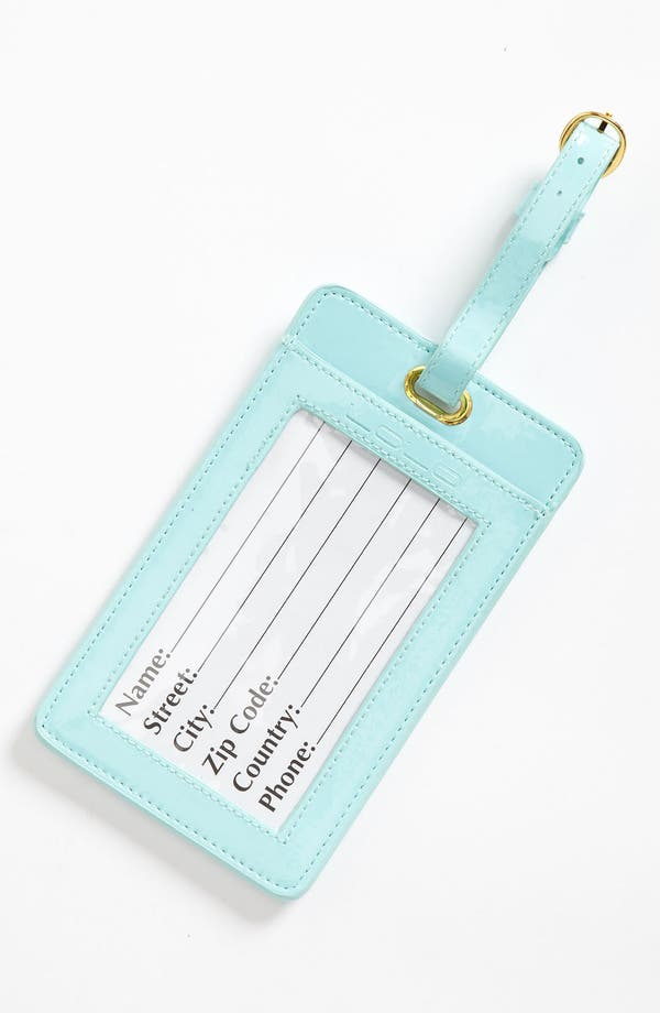 Alternate Image 2  - Lolo 'Eiffel Tower' Luggage Tag
