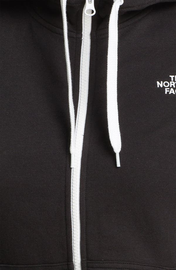 Alternate Image 3  - The North Face Full Zip Logo Hoodie