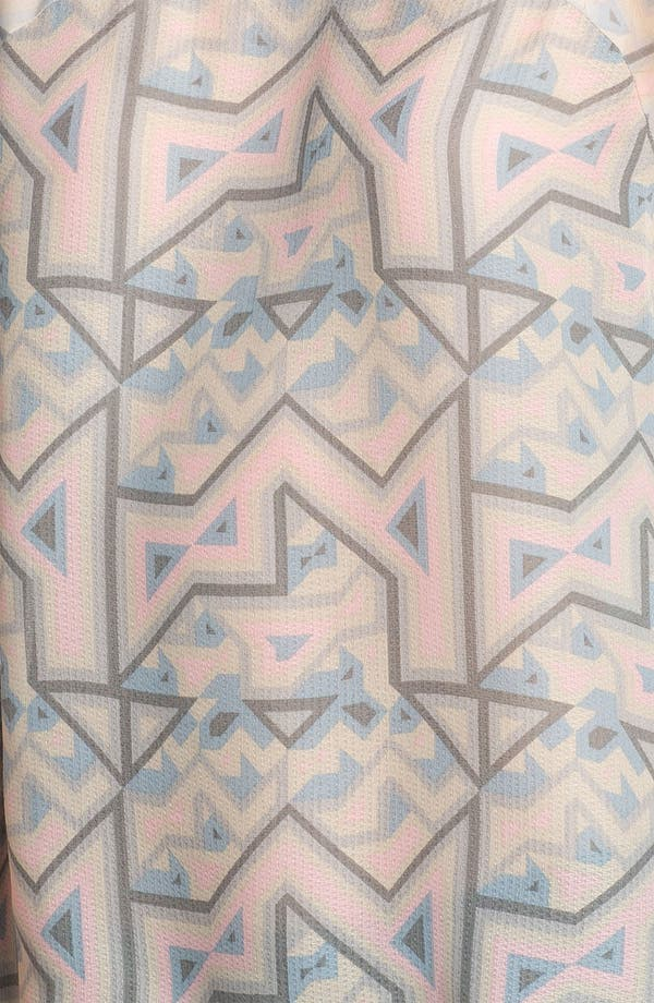 Alternate Image 3  - MARC BY MARC JACOBS 'Geo Maze' Print Top