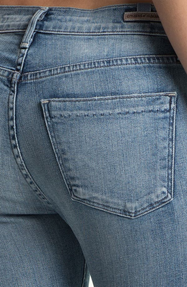 Alternate Image 3  - Citizens of Humanity 'Thompson' Skinny Stretch Jeans (Crystal)