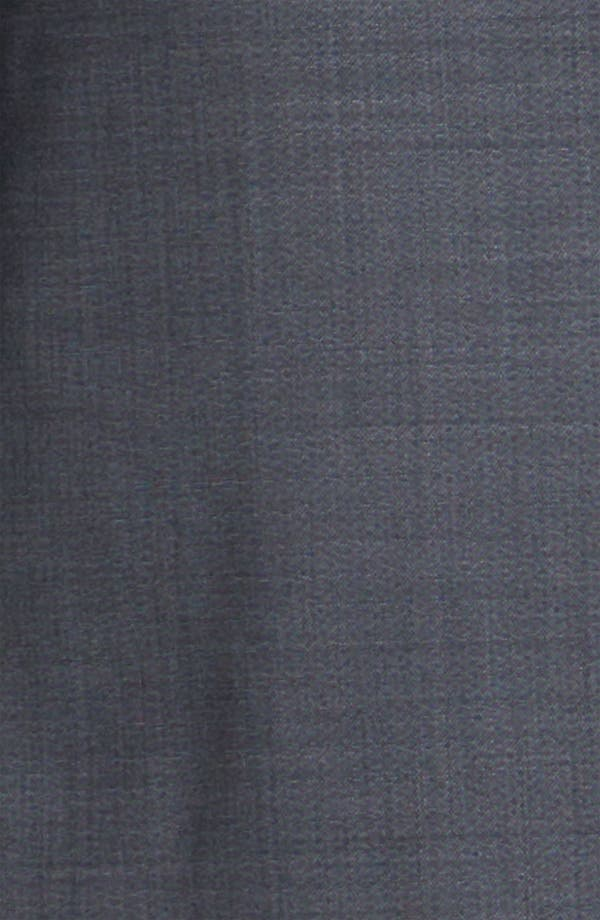 Alternate Image 7  - Ted Baker London Jones Trim Fit Wool Suit