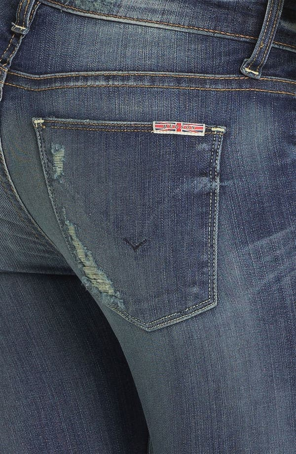 Alternate Image 3  - Hudson Jeans 'Krista' Super Skinny Jeans (Blondie)