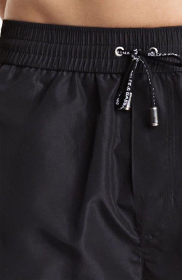Alternate Image 3  - Dolce&Gabbana Swim Trunks