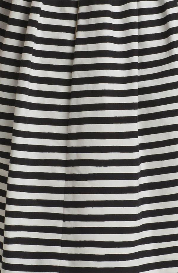 Alternate Image 3  - kate spade new york 'vivien' stripe fit & flare dress