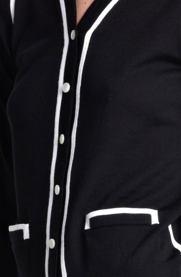 Alternate Image 3  - MARC JACOBS Contrast Trim Cardigan