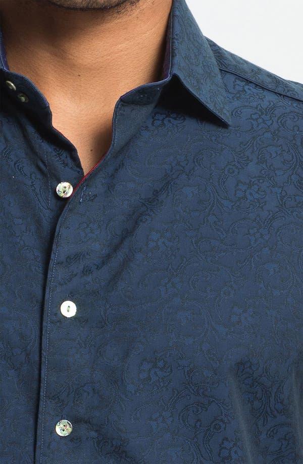 Alternate Image 4  - Robert Graham 'Back Flip' Sport Shirt