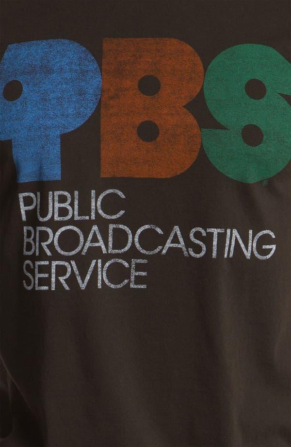 Alternate Image 3  - PalmerCash 'PBS Vintage Logo' T-Shirt