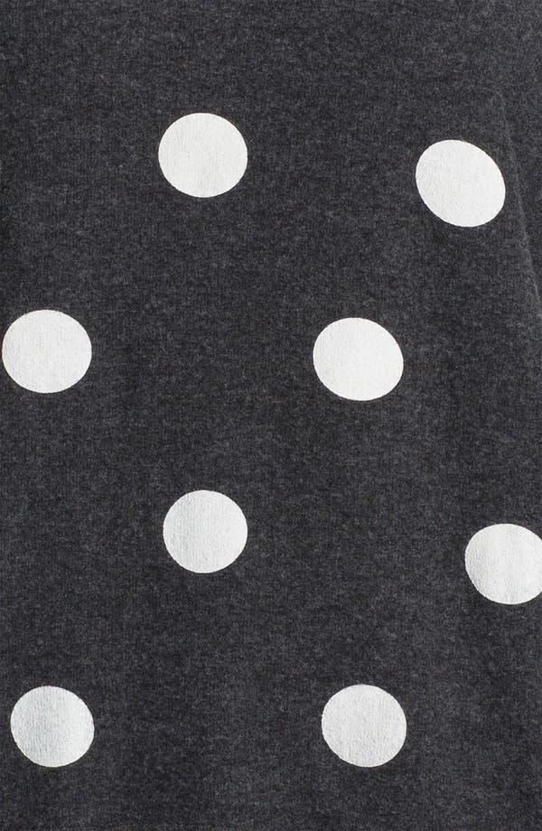 Alternate Image 3  - Wildfox Polka Dot Sweatshirt (Nordstrom Exclusive)