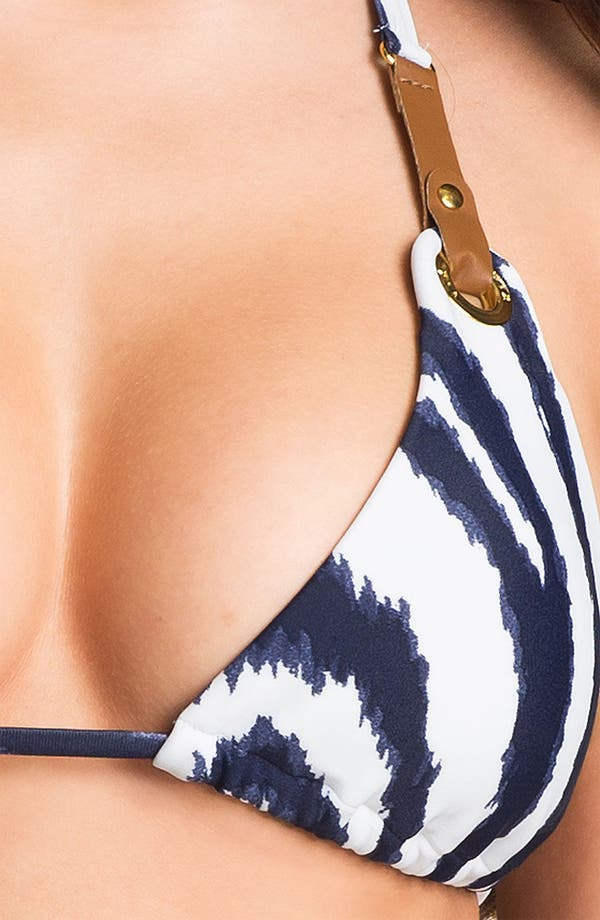 Alternate Image 2  - ViX Swimwear 'Cape Navy' Bikini Top