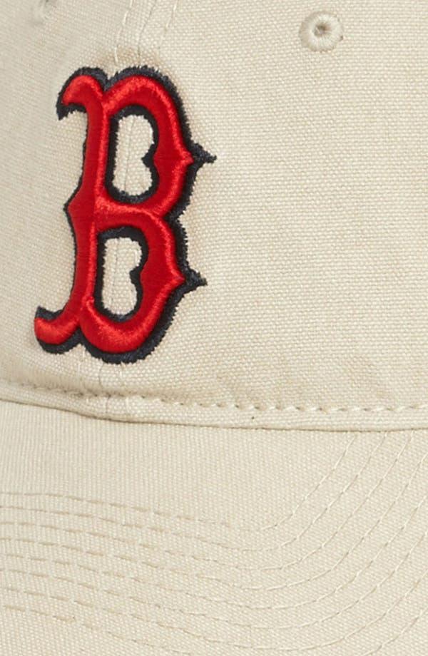 Alternate Image 2  - New Era Cap 'Shoreline - Boston Red Sox' Baseball Cap