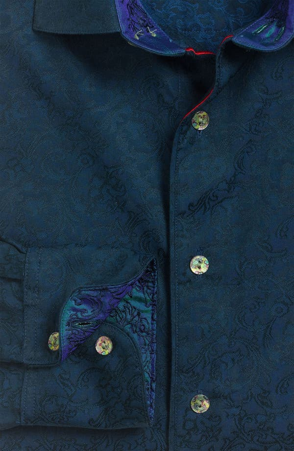 Alternate Image 5  - Robert Graham 'Back Flip' Sport Shirt