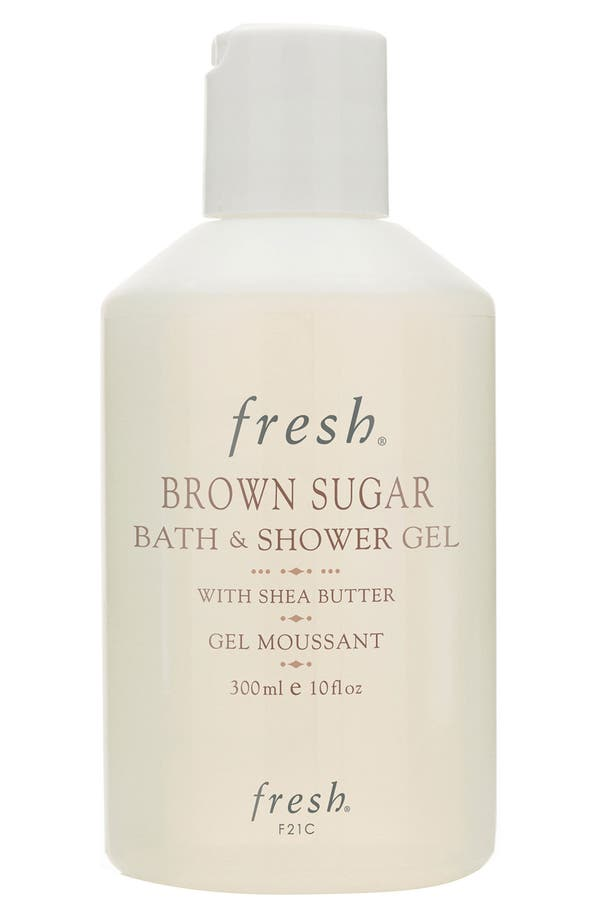 Alternate Image 1 Selected - Fresh® Brown Sugar Bath & Shower Gel