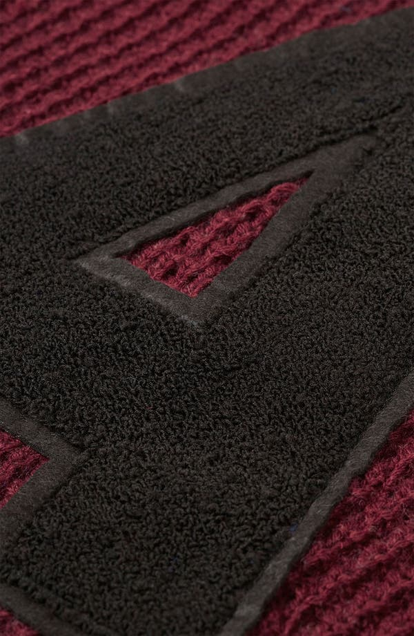 Alternate Image 3  - Topshop 'A' Crop Letter Sweater