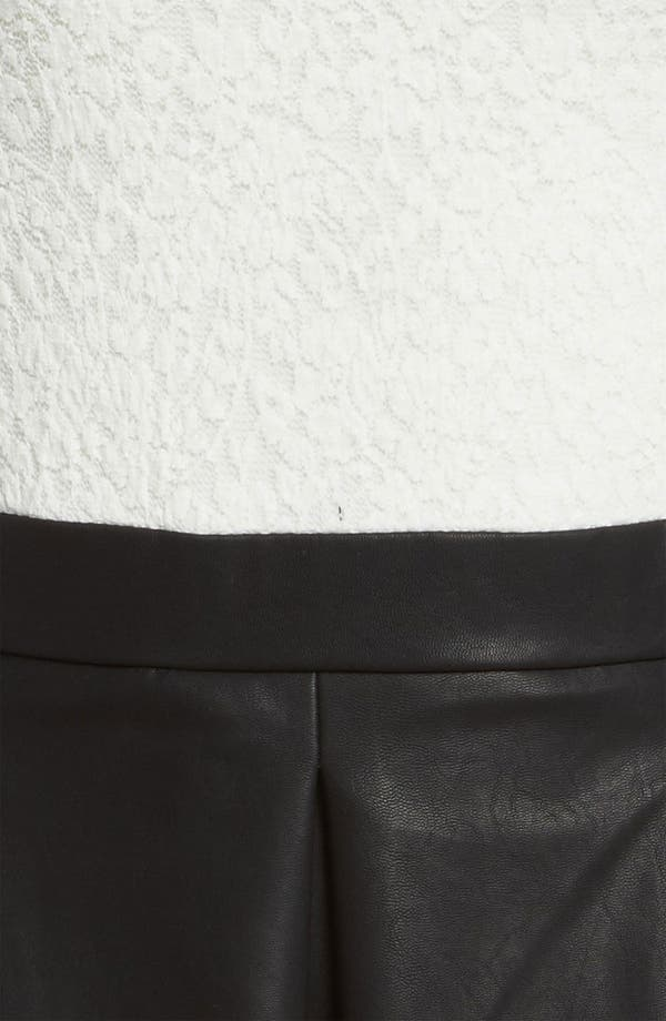 Alternate Image 4  - MINKPINK 'Imogen' Combo Dress