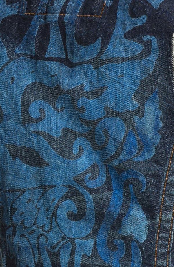 Alternate Image 3  - True Religion Brand Jeans 'Jada' Cutoff Denim Vest