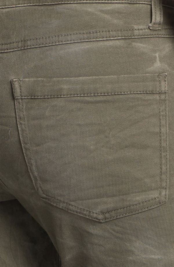 Alternate Image 3  - Free People Knee Patch Skinny Chinos